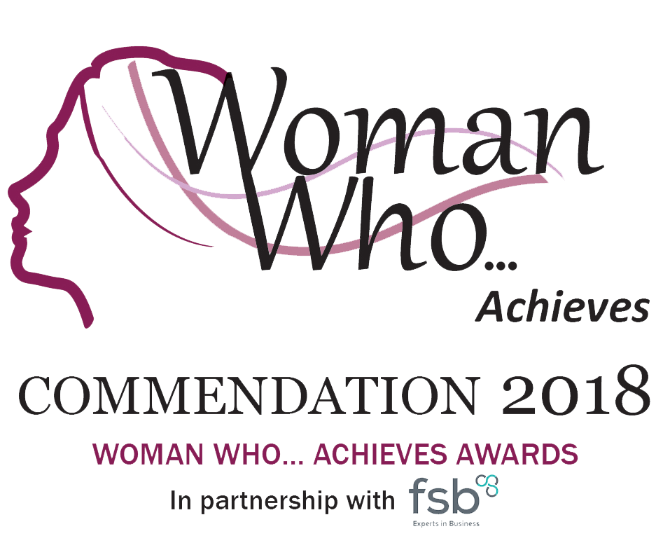 Woman Who Awards COMMENDATION 2018