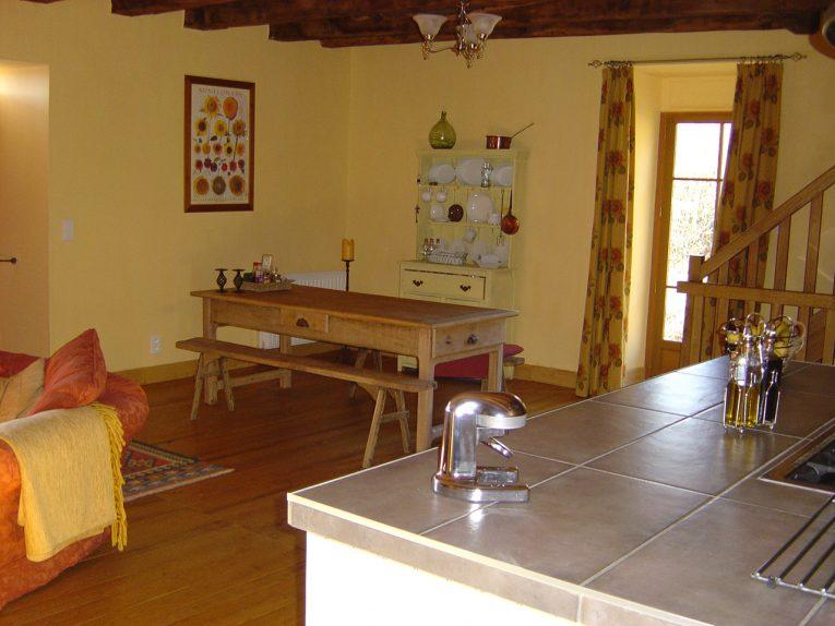 Kitchen Farmhouse Table