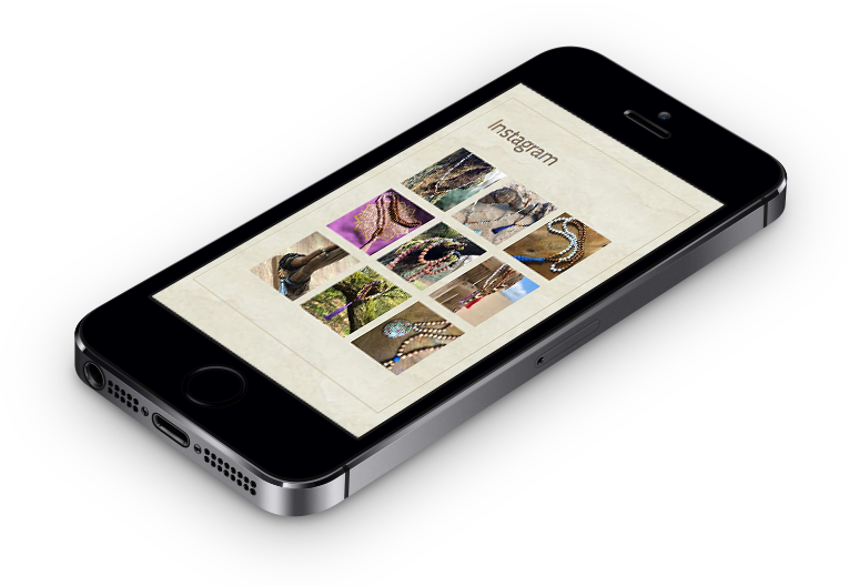 Beatuiful Smartphone views for eCommerce Store