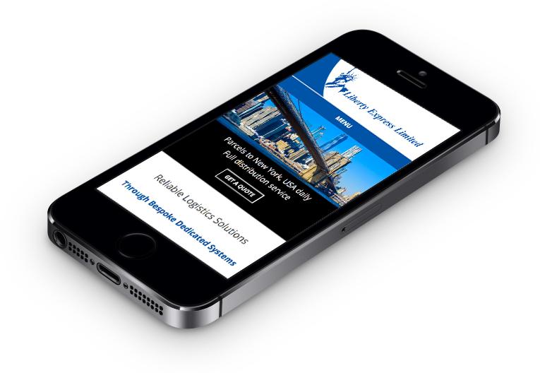 Custom WordPress website design