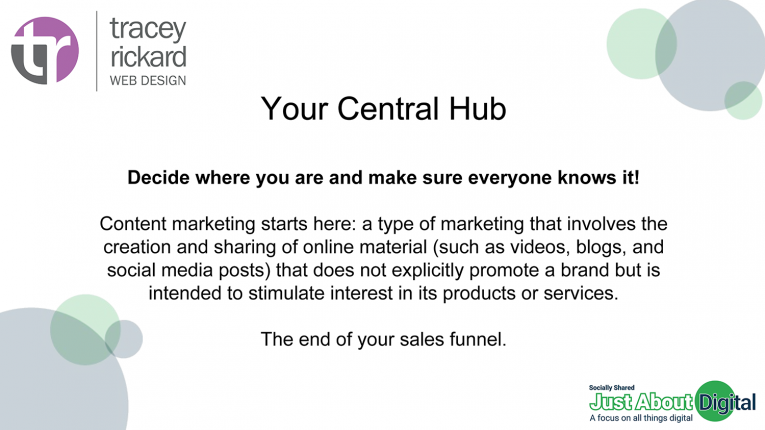 Content Marketing Starts Here