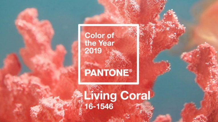 Pantone colour of the year, Living Coral
