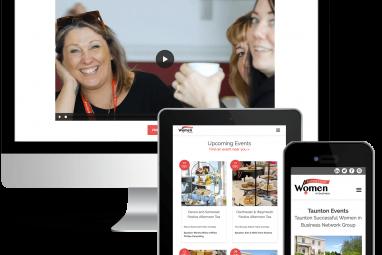 Successful Women in Business Website