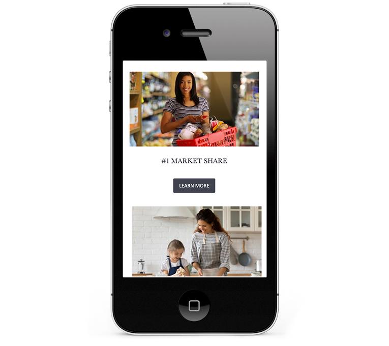 Custom WordPress Theme for Marketing Company