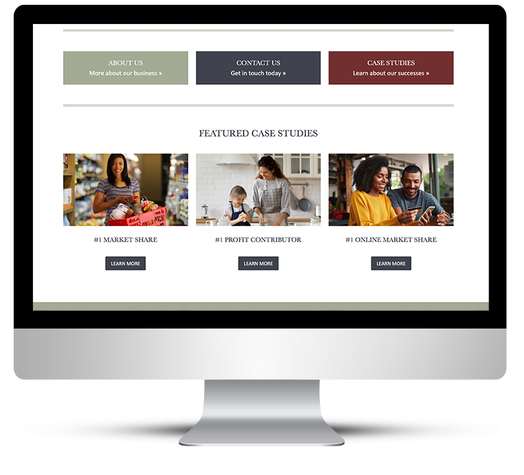 Terrell Marketing Group Custom WordPress Theme