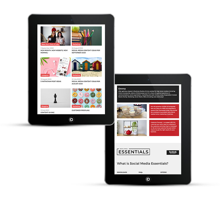 Responsive Web Design for Coventry Marketing Agency