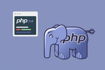 WordPress updates PHP7.4